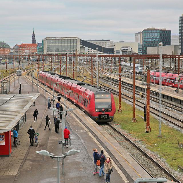 Dybbølsbro St. Copenhagen