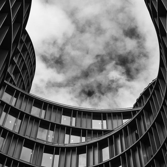 Sky vs Architecture