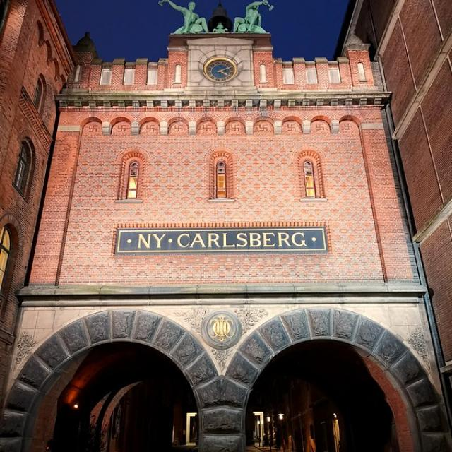 Carlsbergbyen, Copenhagen