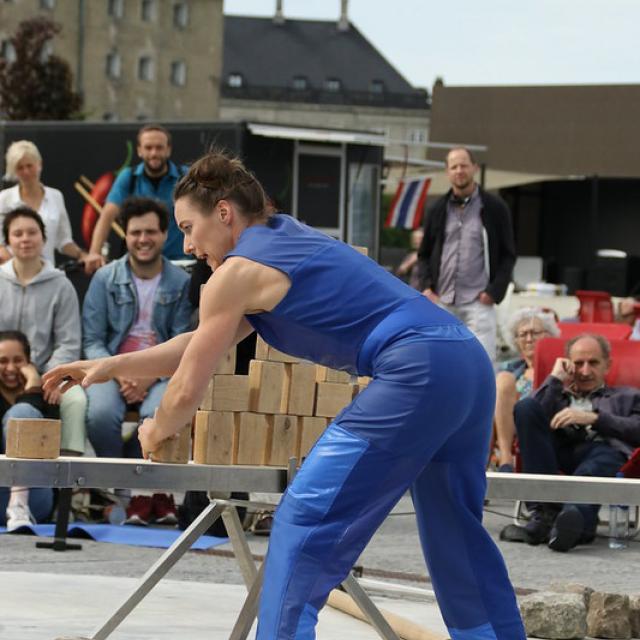 The Balance @ Ofelia Plads, Copenhagen