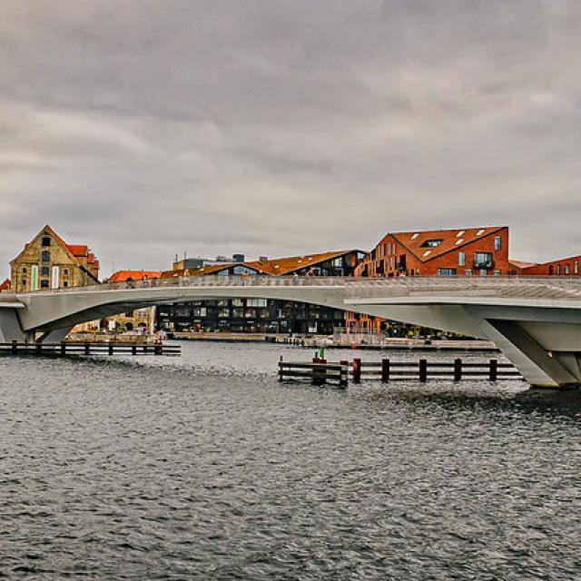 Inderhavnsbroen Bridge