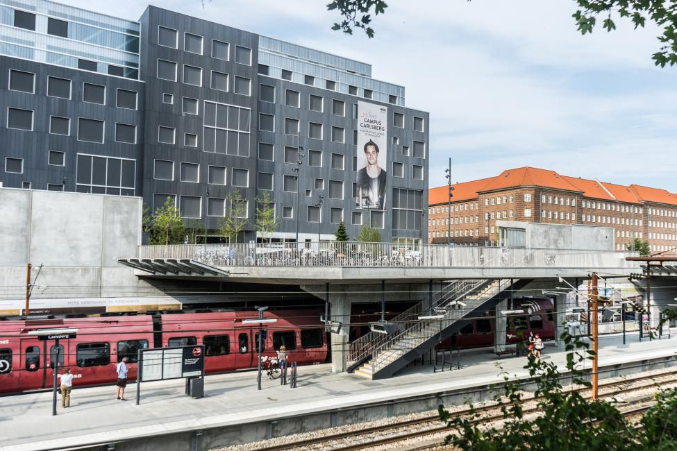 carlsberg station gottlieb paludan