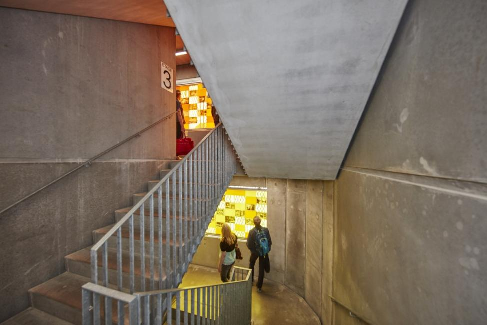 trappe udsmykning Malene Nors Tardrup