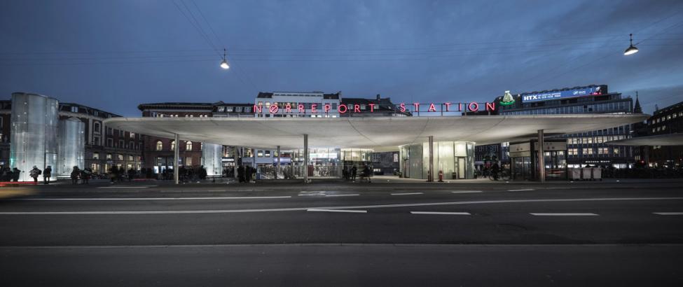 nørre voldgade stationsbygning
