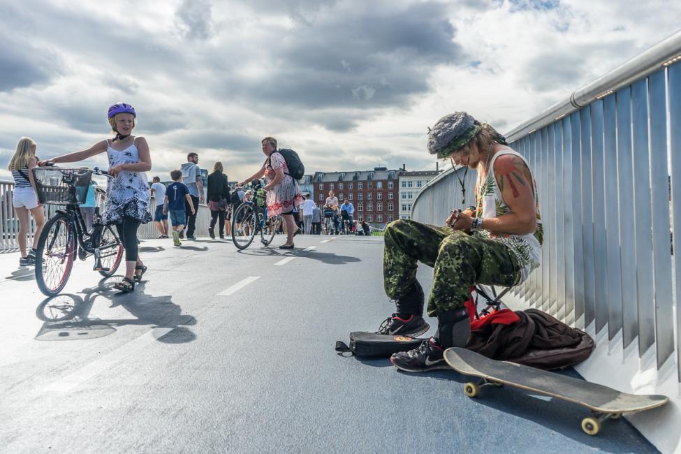 inderhavnsbroen gademusikant