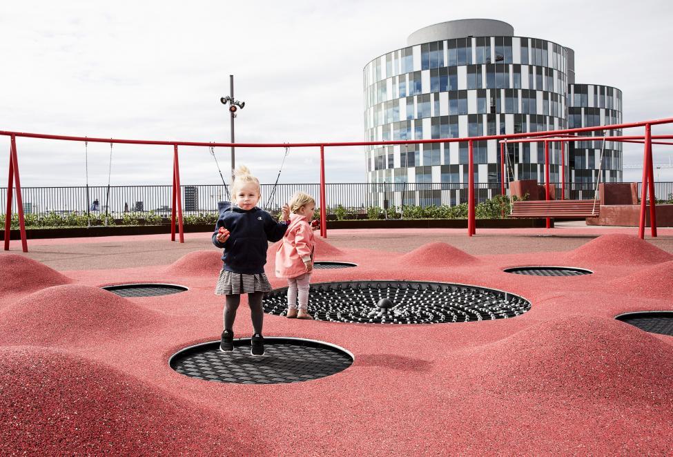 konditaget lüders trampolin