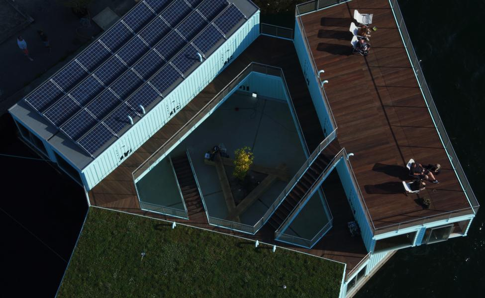 urban rigger solceller