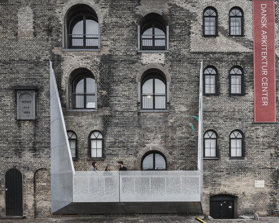 balkon silo dansk arkitekturcenter