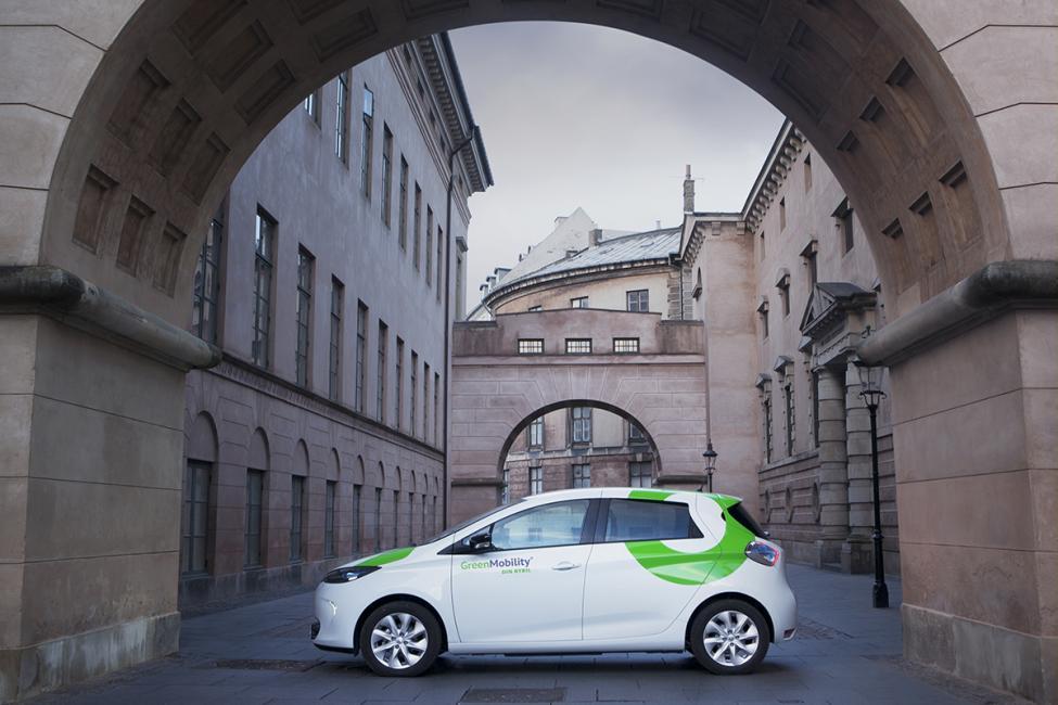 green mobility byretten