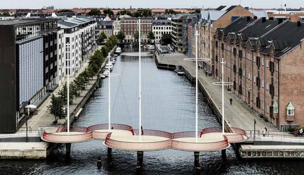 cirkelbroen christianshavns kanal