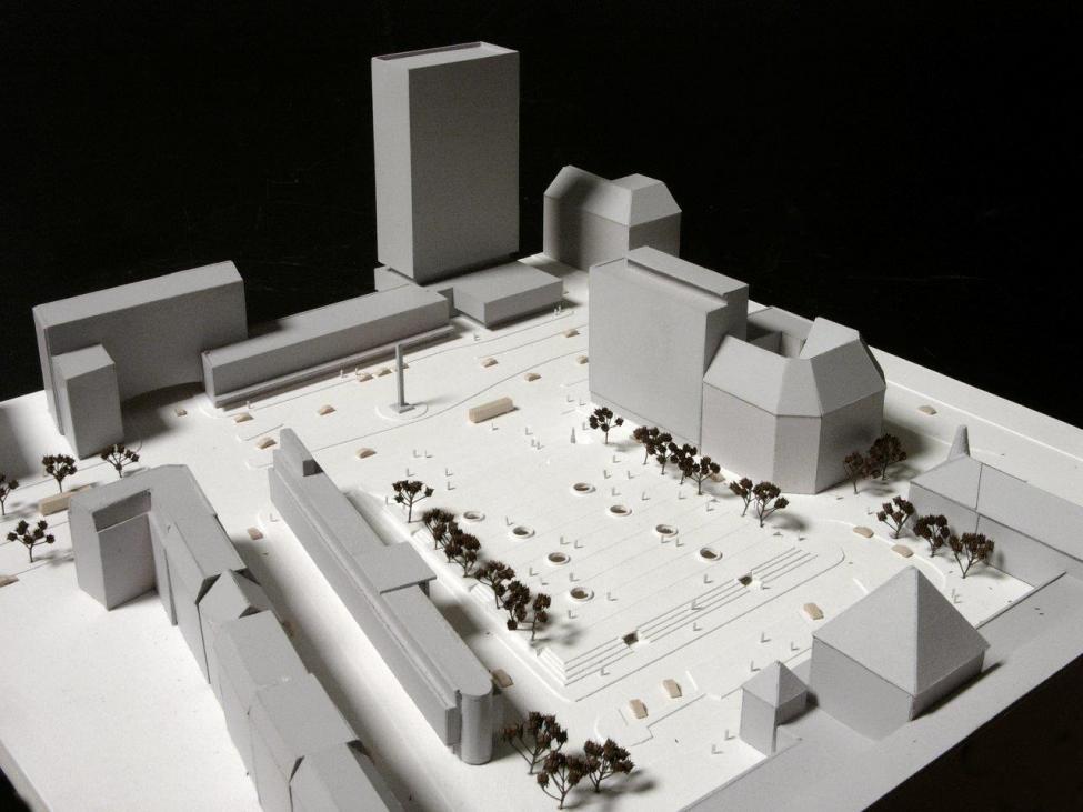 hovedbanen banegårdsplads nobel arkitekter