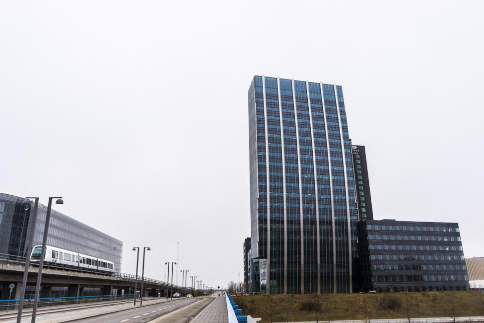 north tower ørestads boulevard