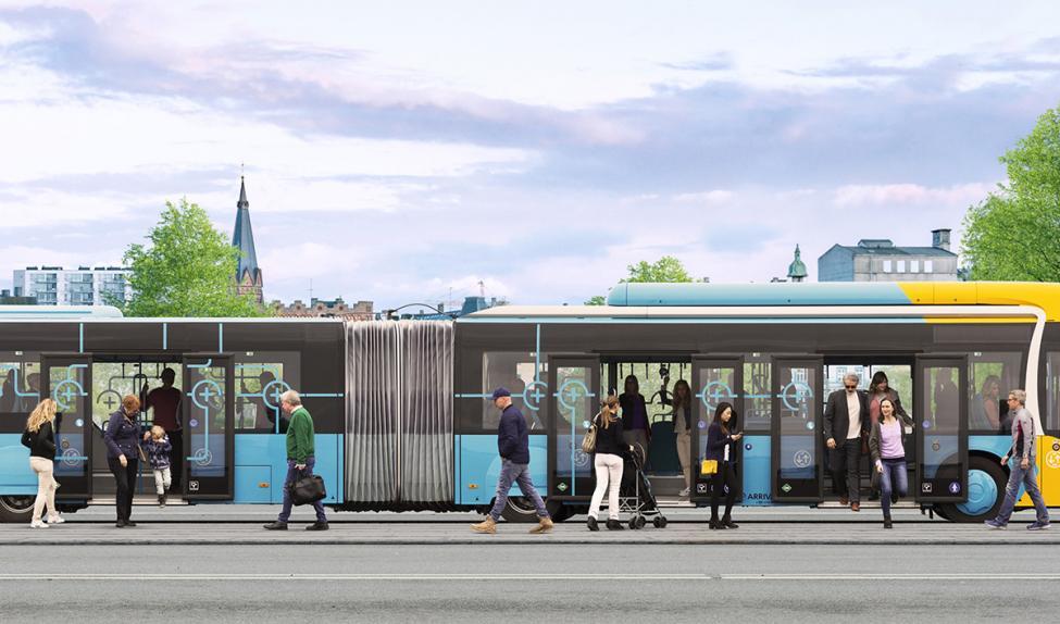 linje 5c ledbus