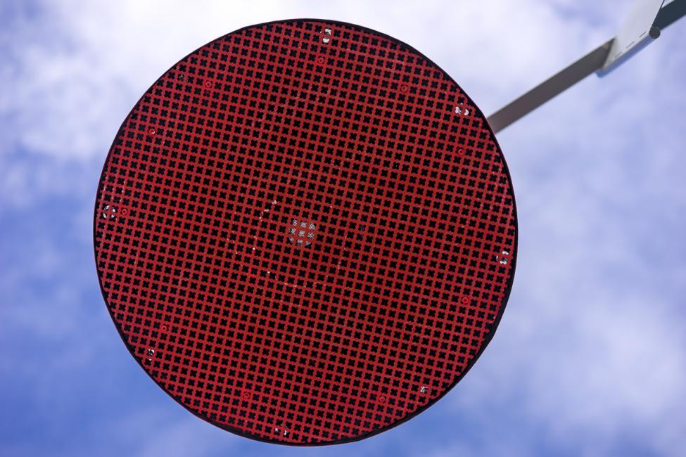 vindspejlet højtaler