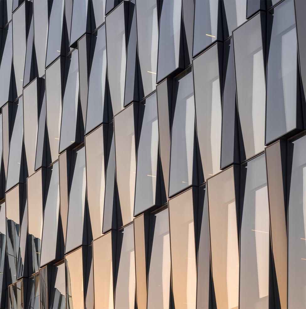 facade nordea ørestad