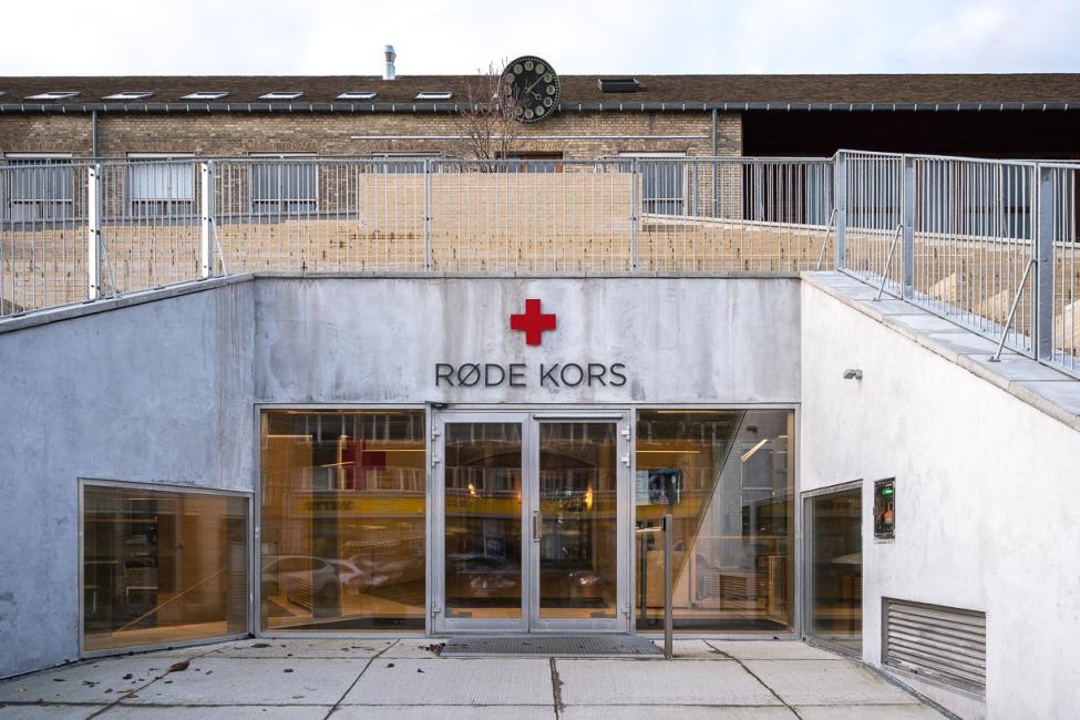 frivillighus indgang