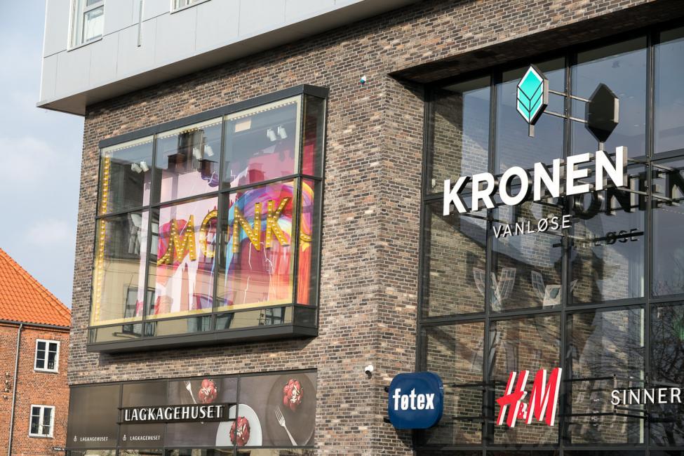 kronen storcenter facade