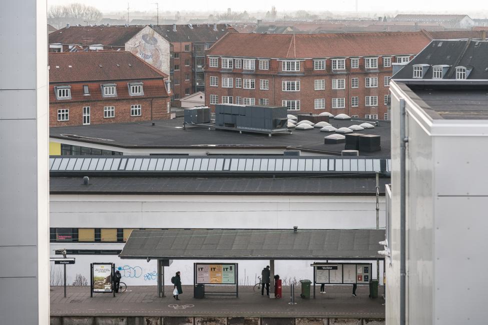 vanløse station fra kronen