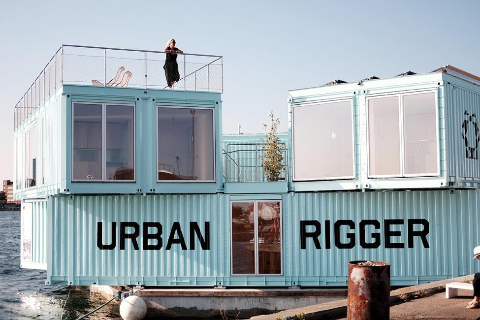urban rigger husbåd