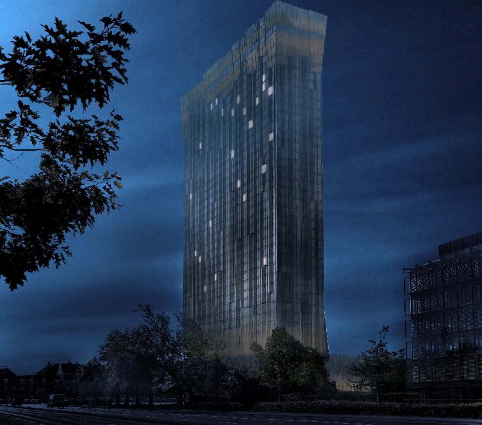 hotel scandinavia udbygning aften