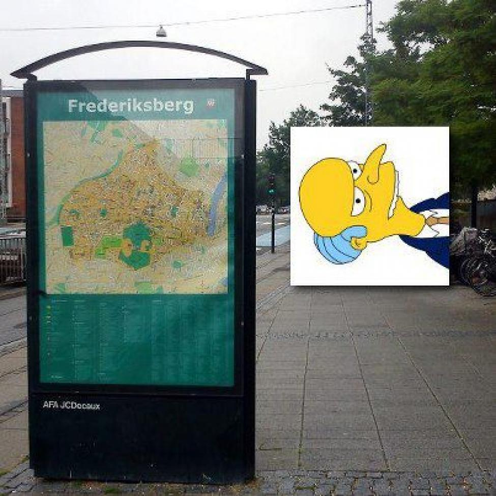 frederiksberg mr burns