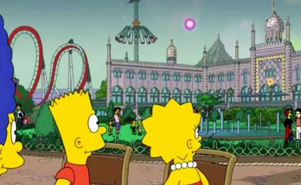 simpsons tivoli