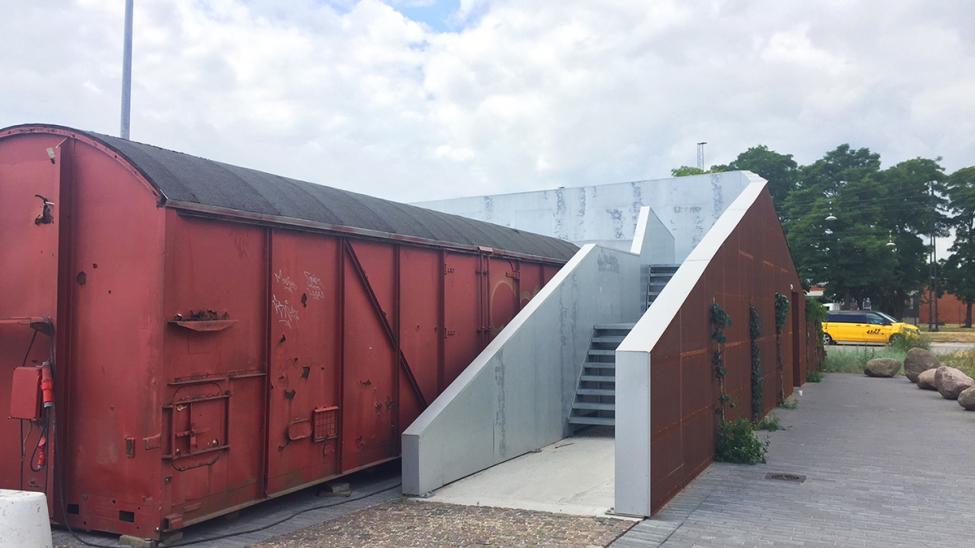 trappe mur vasbygade