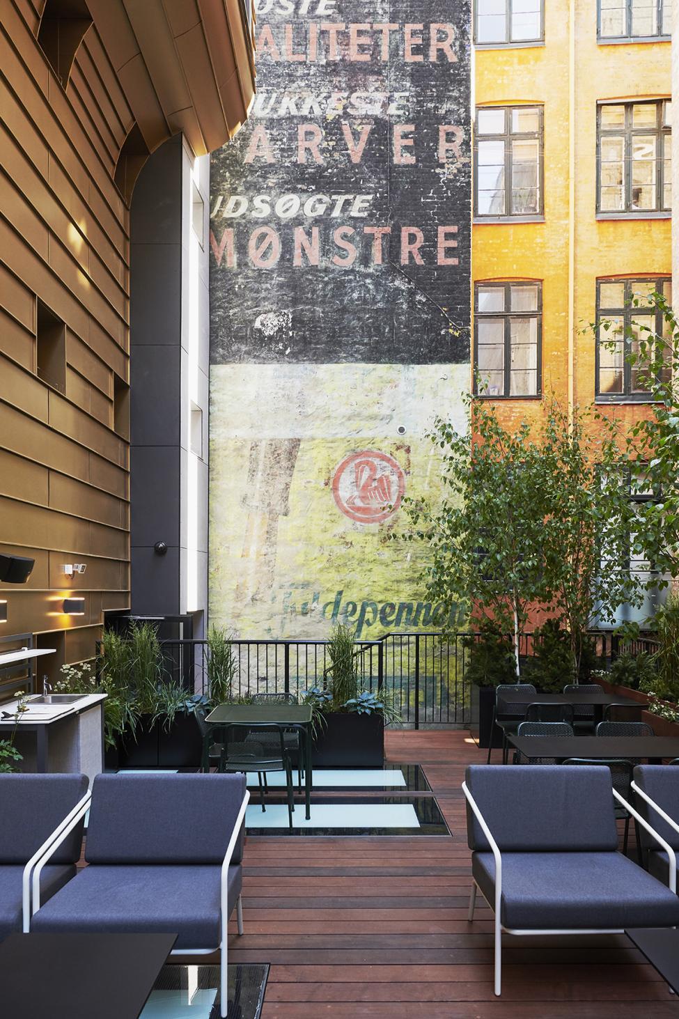 lounge terrasse herman k
