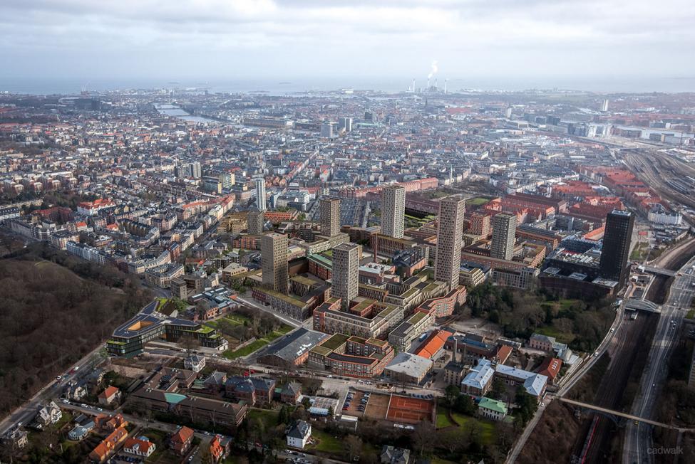 carlsberg byen masterplan