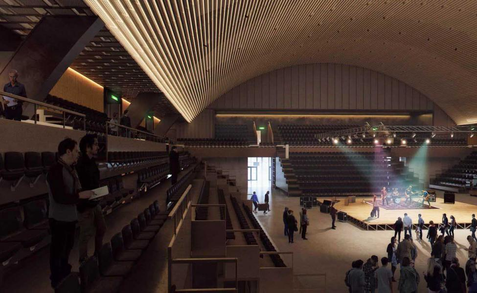 kb-hallen arena