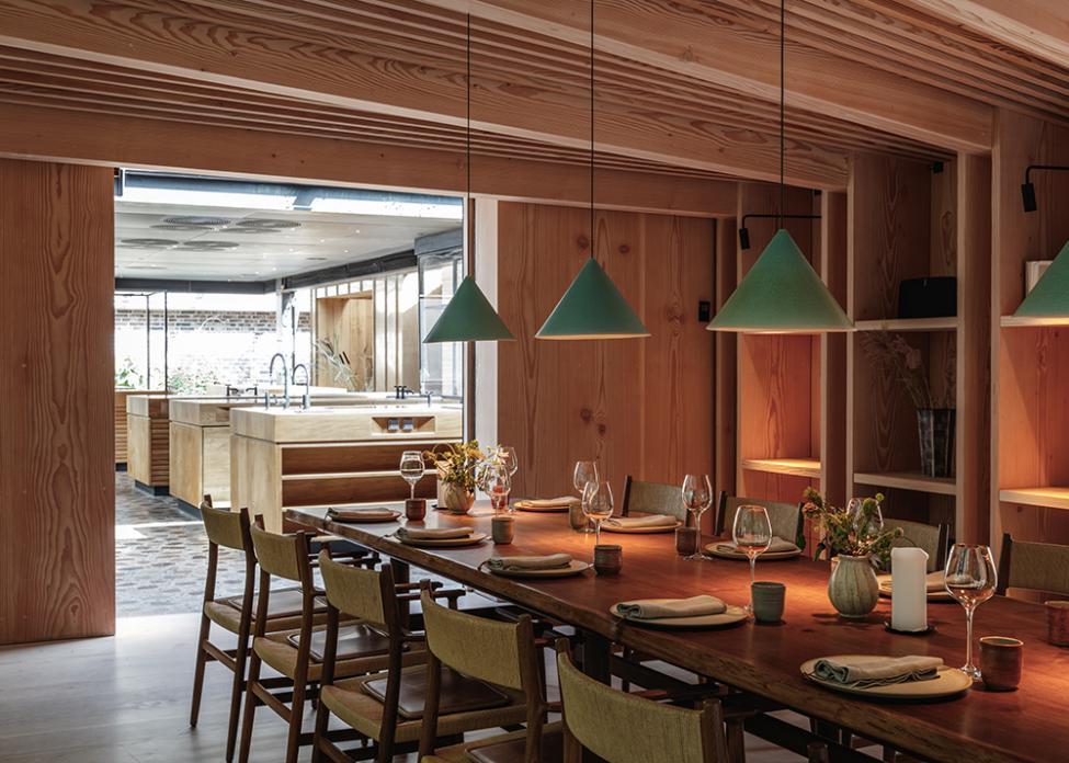 noma privat dining room
