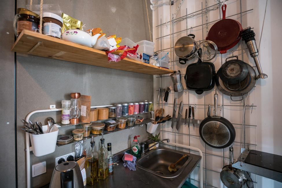 køkken cph village