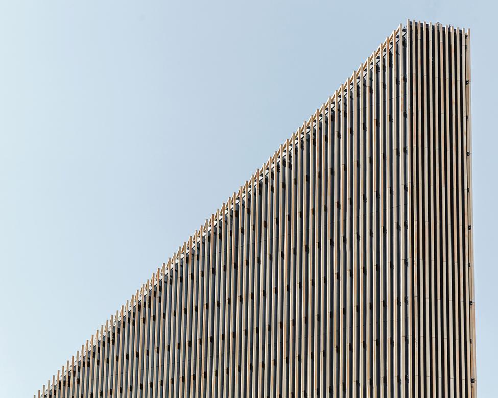 tingbjerg bibliotek tegltop