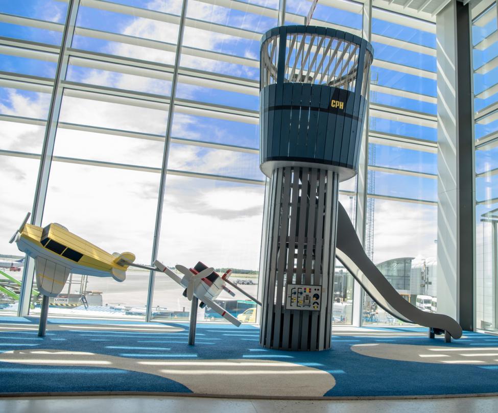 kontroltårn lufthavnslegepladsen