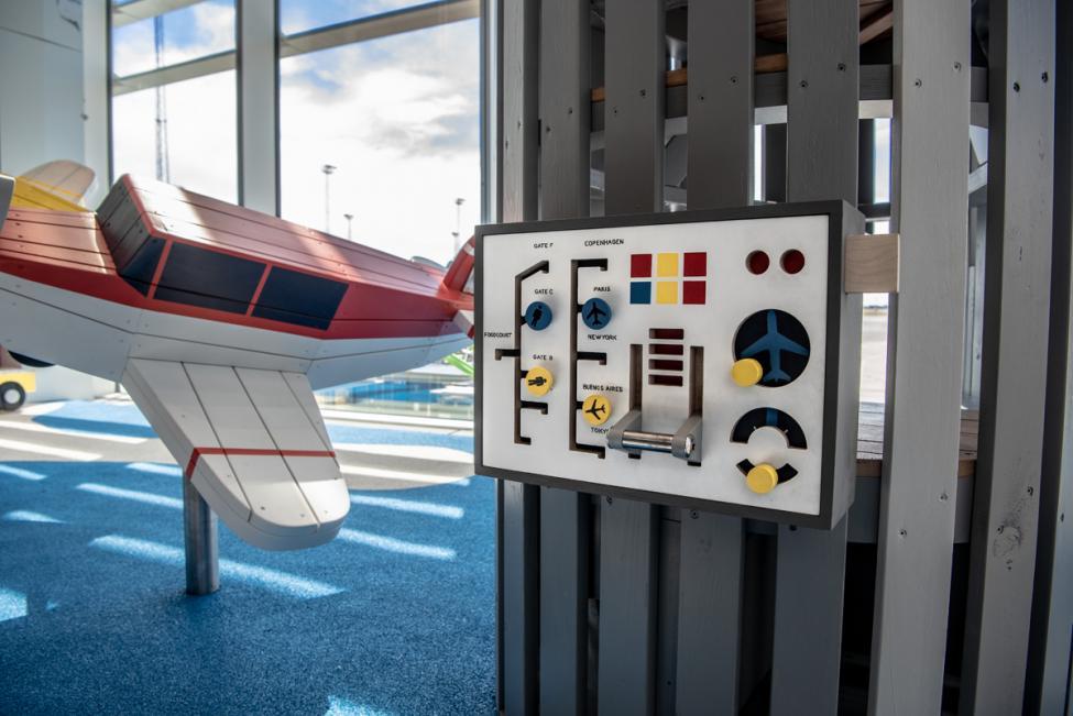 legeplads københavns lufthavn