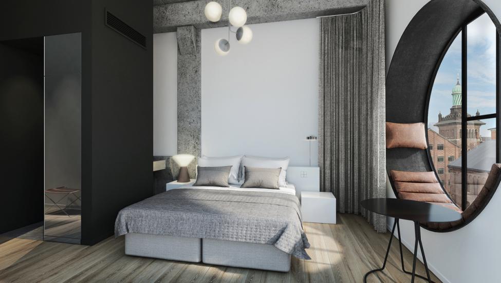 hotel ottilia dobbeltværelse