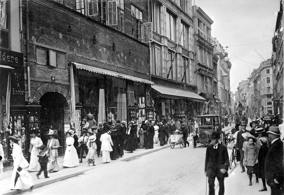 1910 Strøget Østergade