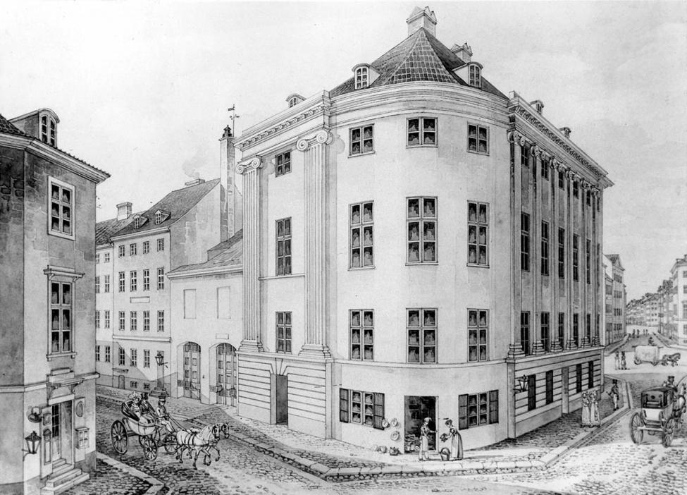 Vimmelskaftet 1825