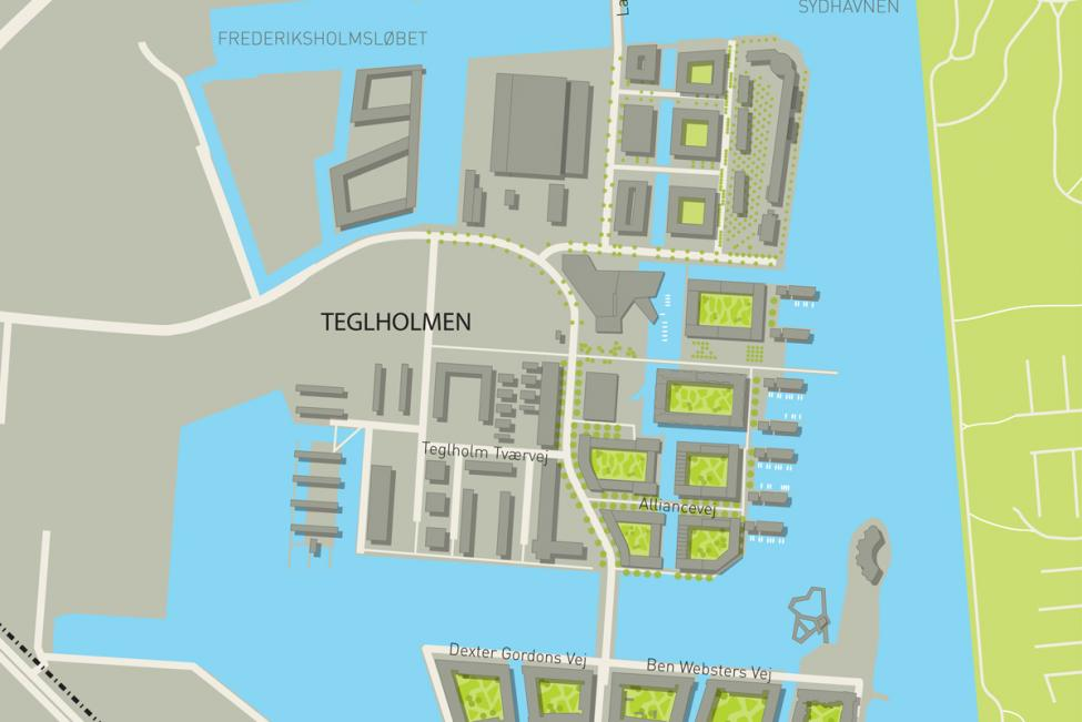 teglholmen masterplan