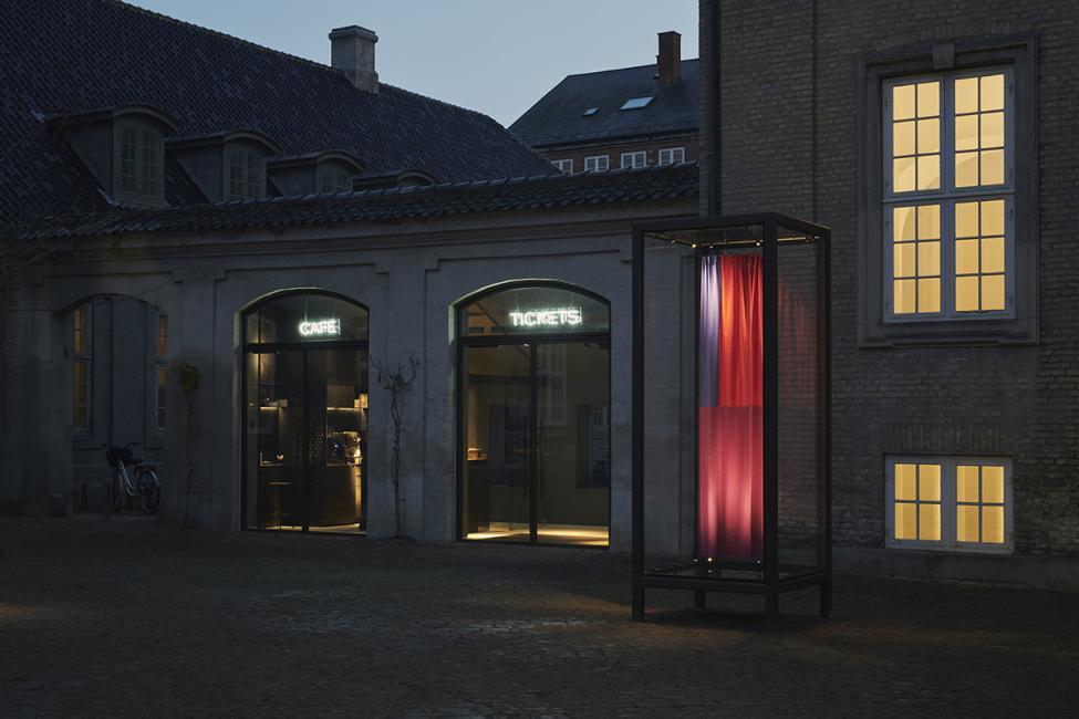 designmuseum aftenlys