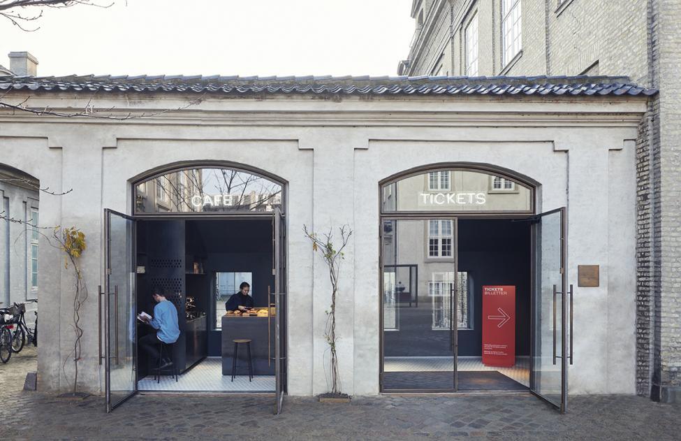 designmuseum sidebygning