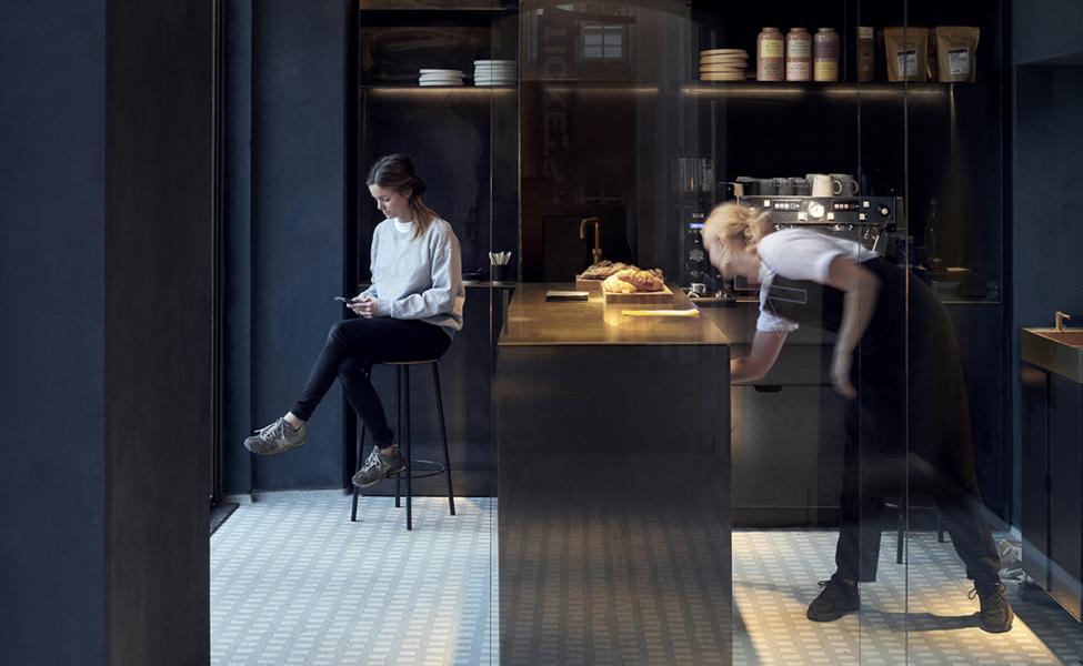 designmuseum kaffebar