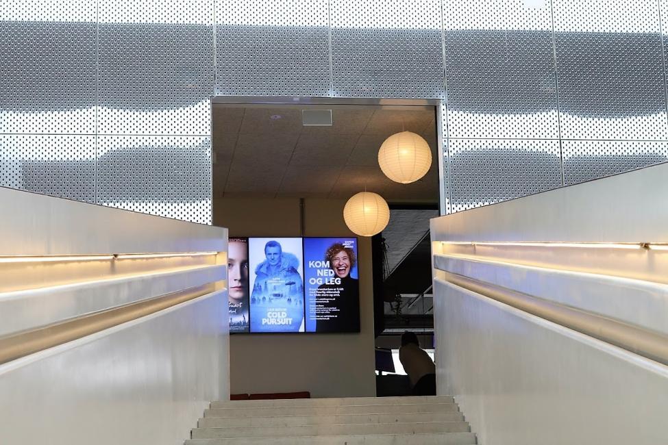 moviehouse indgang