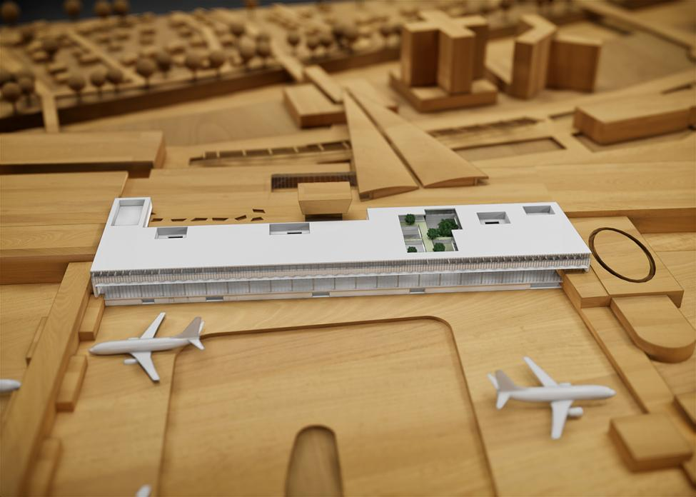 københavns lufthavn ny terminalbygning
