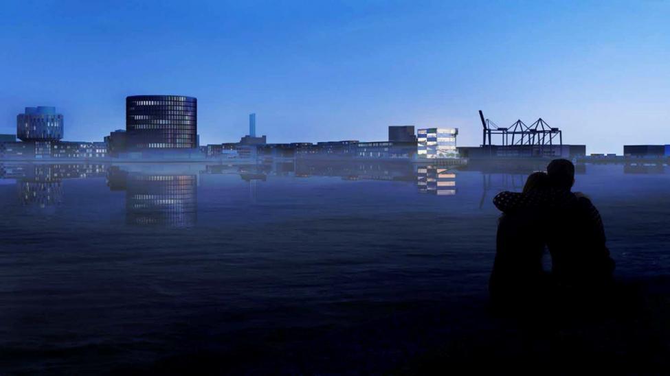 sundmolen redmolen nordhavn