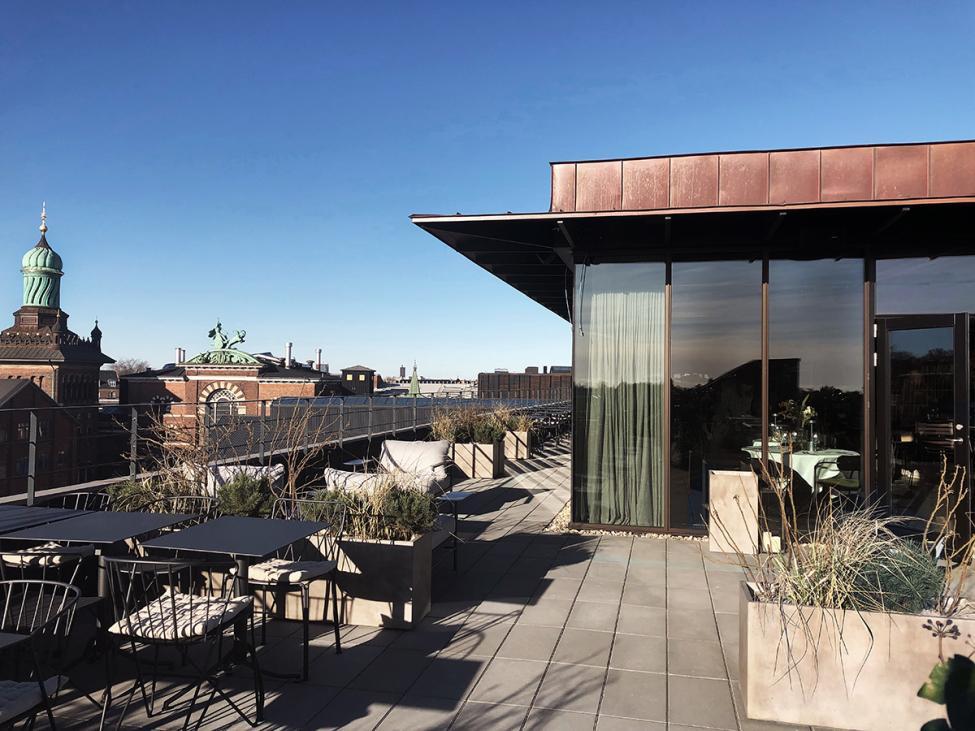 hotel ottilia terrasse