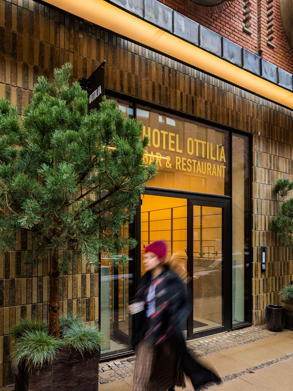 hotel ottilia indgang