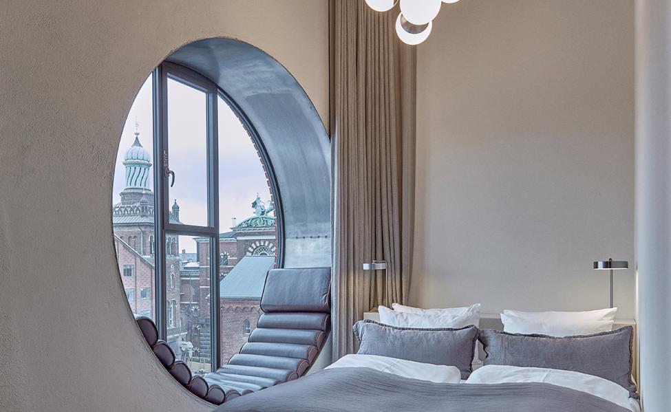 hotel ottilia sofavindue