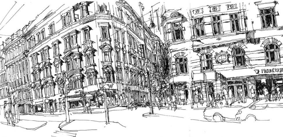 tegning københavn 3