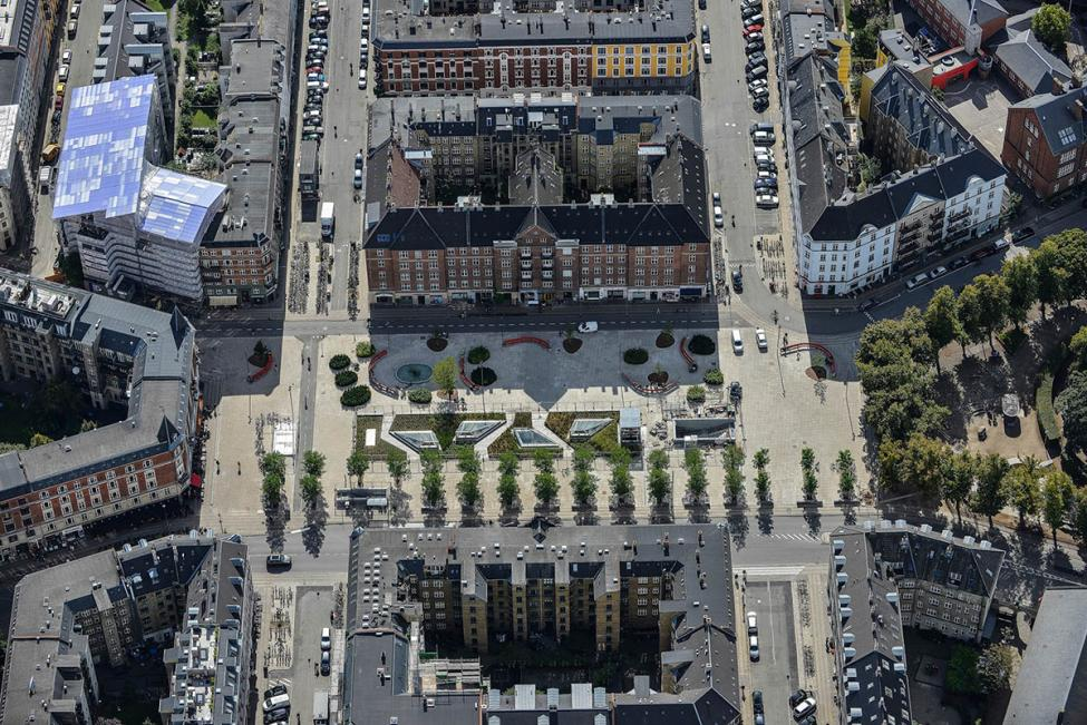 metro cityring Enghave Plads